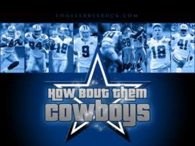 1960 named Dallas Cowboys