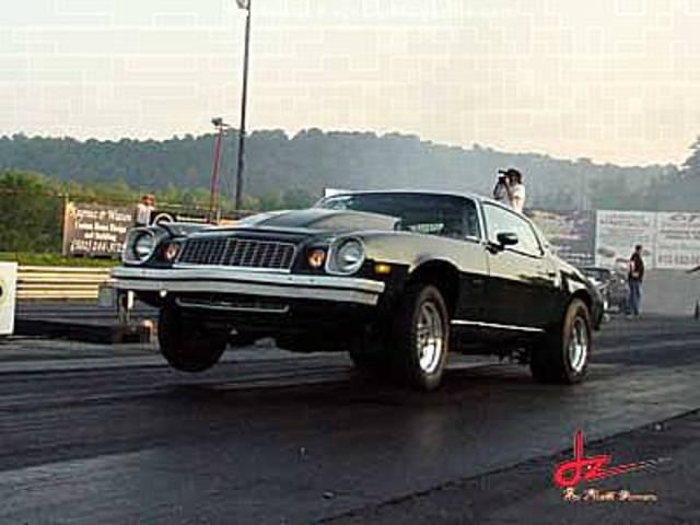 Camaro in 1975