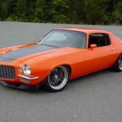 History of the Chevy Camaro  timeline