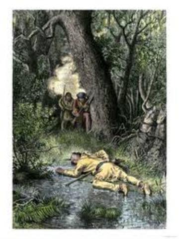 New England Indian War