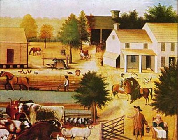 Agricultural America