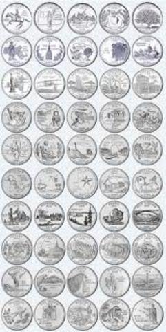 50 State Quarters Program Act