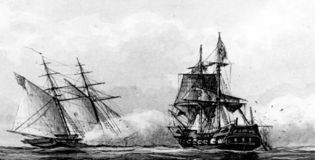 Beginning of the Barbary War