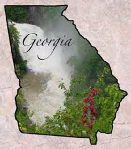 Georgia and Poor Richrad's Almanack