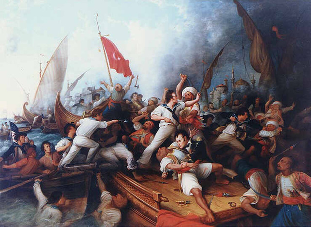 The First Barbary War