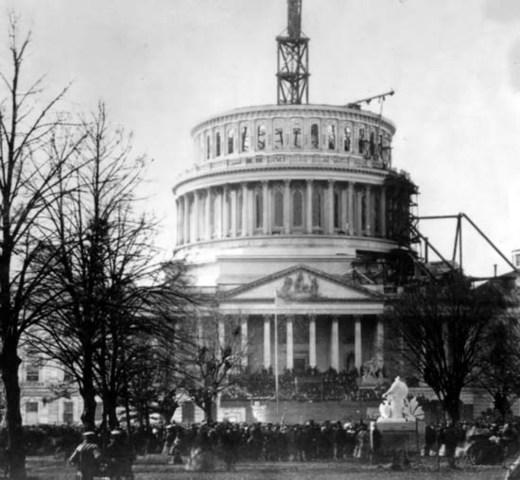 Inauguration of Thomas Jefferson