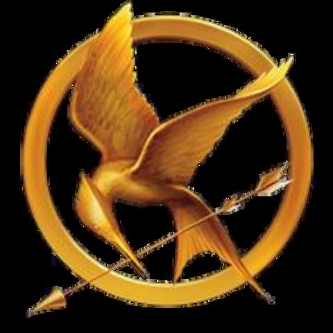 Katniss Volunteers For Prim - wl6905