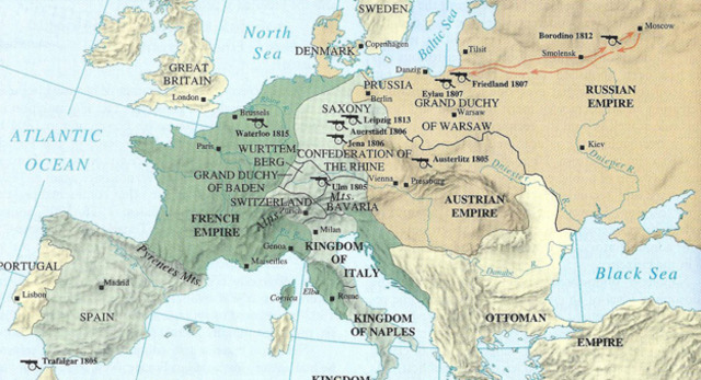 Holy Roman Empire Disolved