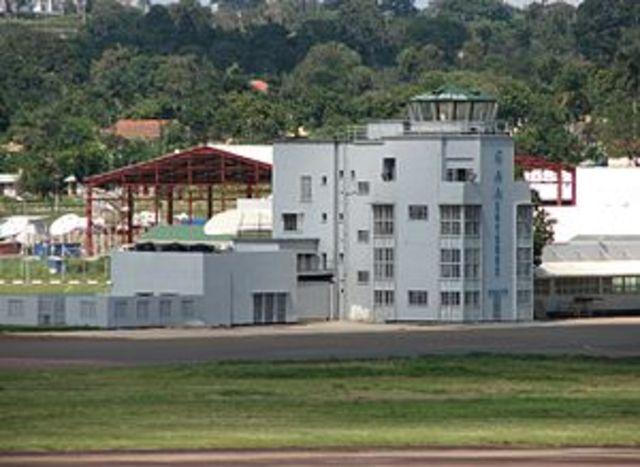 Entebbe Air Road