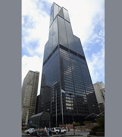 Sears Tower made