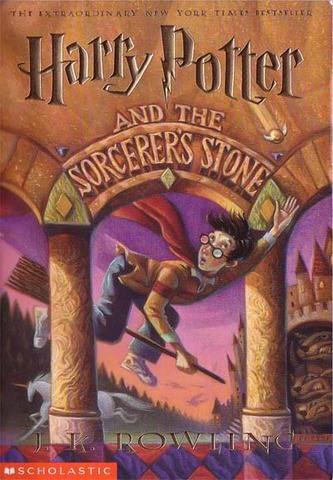 Harry Potter and the Sorcerer's Stone Released in the US