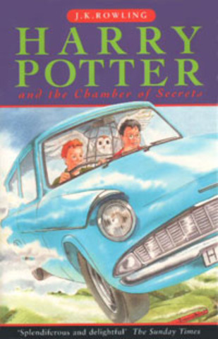 Harry Potter and the Chamber of Secrets Released in the UK