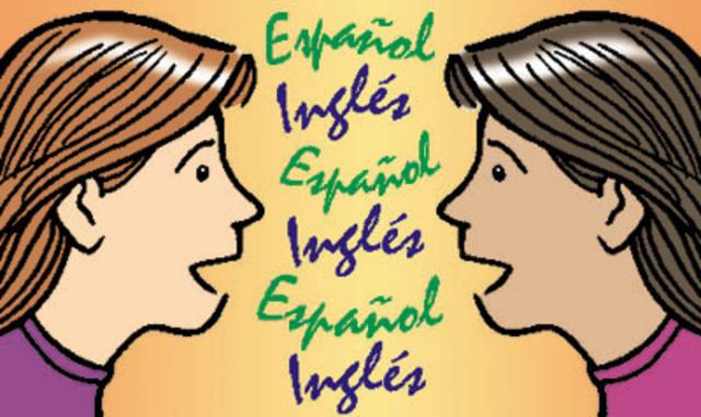 Bilingual study on speech patterns in the brain