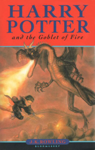 Harry Potter and the Goblet of Fire Released