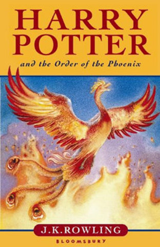 Harry Potter and the Order of the Phoenix Released