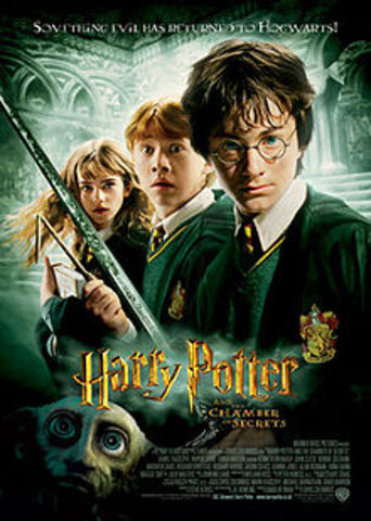 Harry Potter and the Chamber of Secrets Film Released