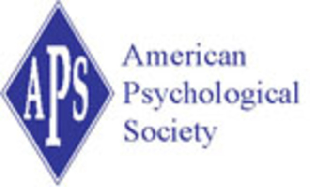 APS American Psychological Society