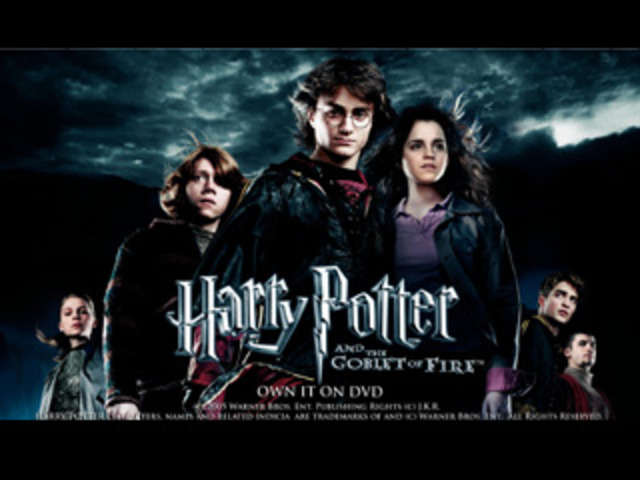 Harry Potter and the Goblet of Fire Film Released
