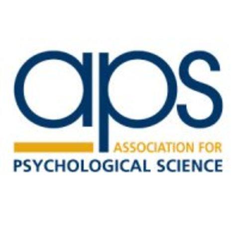 APS Association for Psychological Science