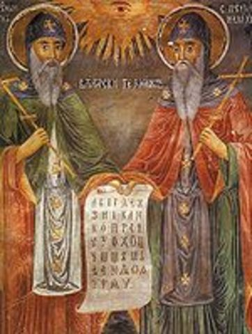 Old Slavonic Bible