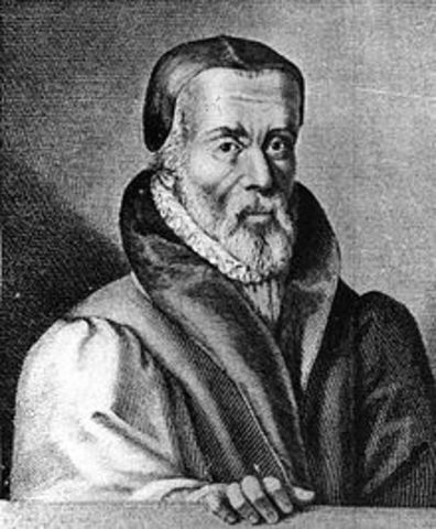 William Tyndale: New Testment Bible English