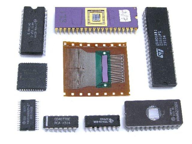 Aparición del circuito integrado