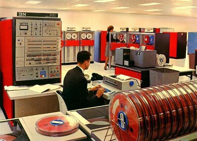 Familia IBM 360