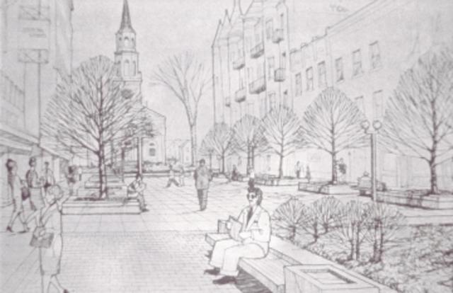 Church St, Mall Proposal