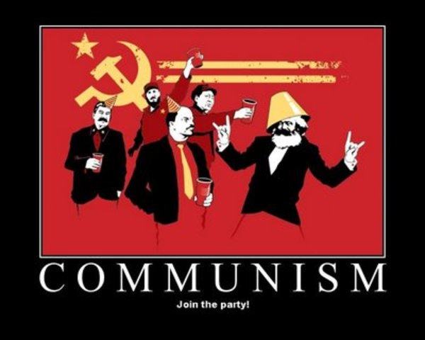 Karl Marx publishes the Communist Manifesto