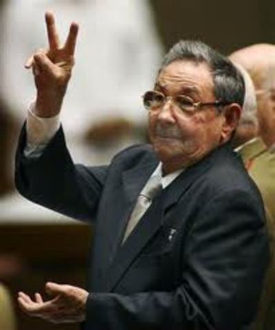 Raúl Castro Presidency