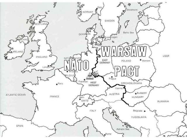Warsaw Pact(Supernationalism)