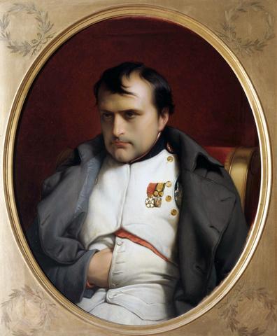 Napolean Raids German lands
