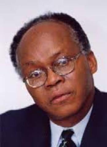 VY Mudimbe - La Invención de África