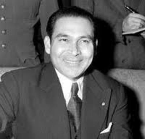 Fulgencio Batista President