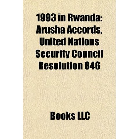 The Arusha Accords are agreed upon, opening government positions to both Hutu and Tutsi.