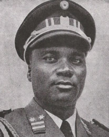 Rwandan President Juvénal Habyarimana is killed.