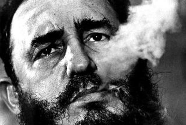 Fidel Castro President