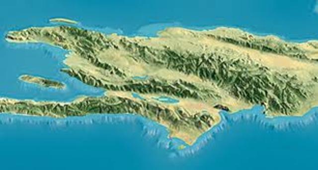 Spanish Settlements (Hispanolia)