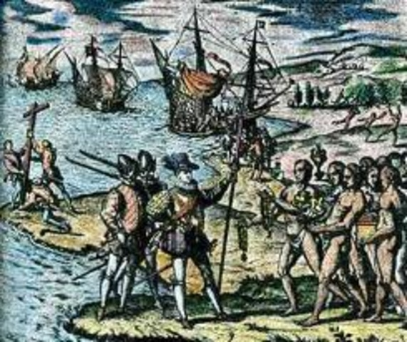 Discovery of Cuba