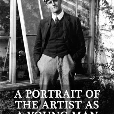 """""""A portrait of an artist as a young man"""" by James Joyce timeline"""