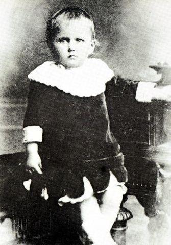 The birth of Stephen Dedalus