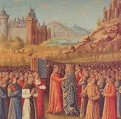 La deuxième croisade