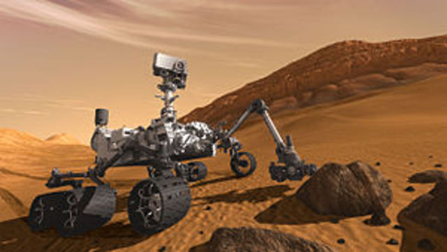 Mars Science lab launched successfully