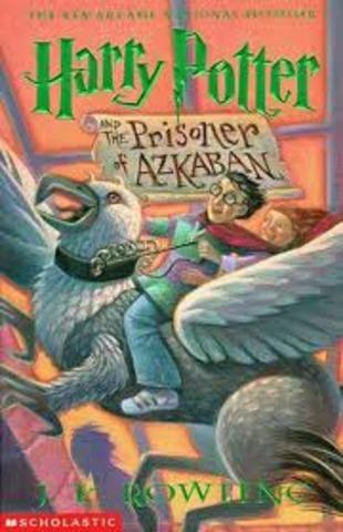 Prisoner of Azkaban is released in the US.
