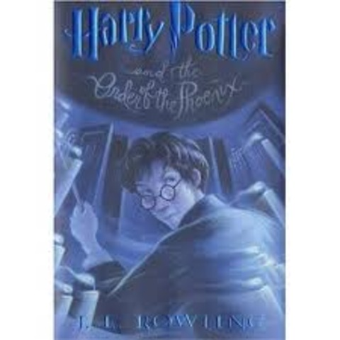 Harry Potter and the Order of the Phoenix is released