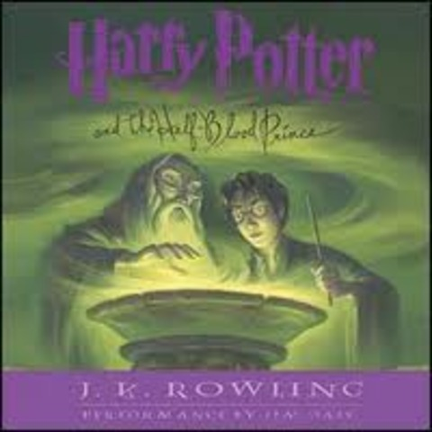 Harry Potter and the Half-Blood Prince is released