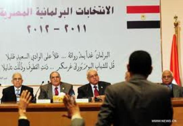Muslim Brotherhood and Islamic Groups-late 2011