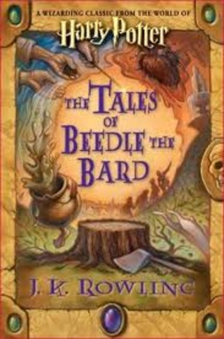 Tales of Beedle the Bard is Released