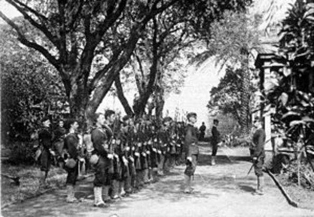 Overthrow of Queen Liliuokalani and the Kingdom of Hawaii
