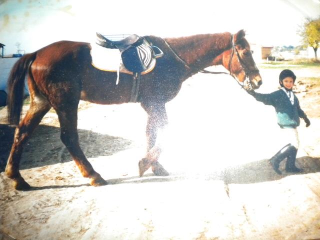 Mi primer caballo